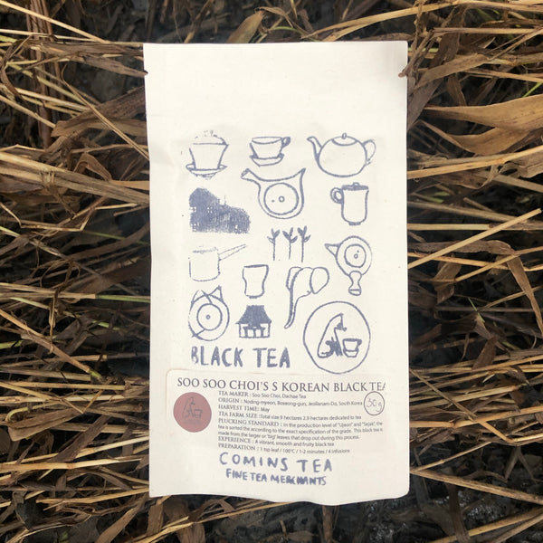 Soo Soo Choi's South Korean Black Tea