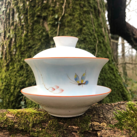 Chinese Dragonfly Gaiwan 290ml