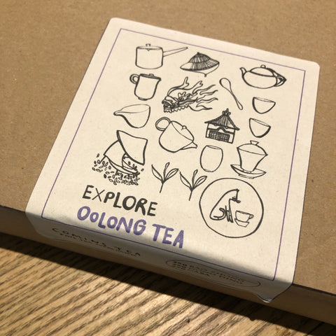 EXPLORE Oolong Tea [3 oolong tea gift box]