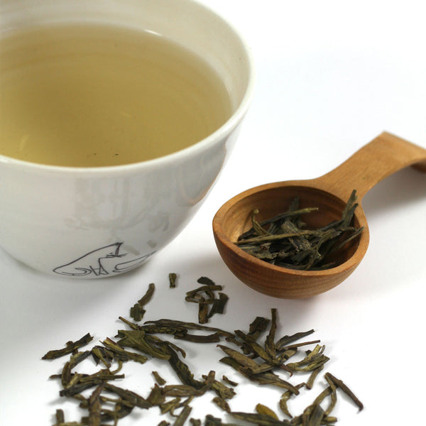 Long Jing Tea - Comins Tea - 2