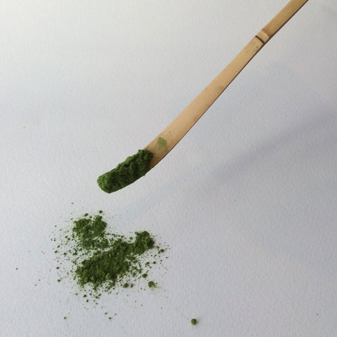 Matcha Scoop - Comins Tea - 1