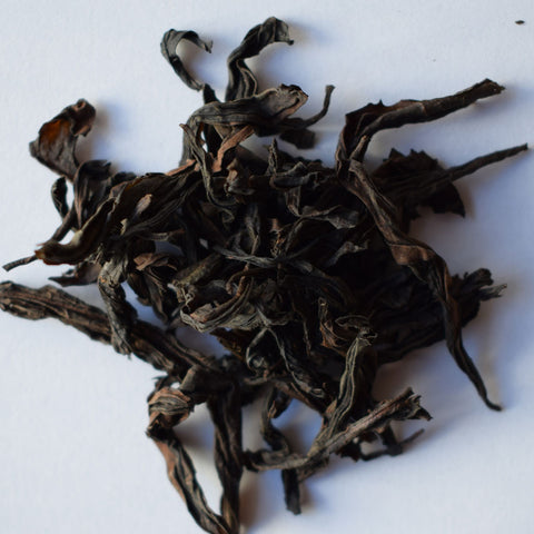 Mr Wus Chun Zhong Qi Dan Oolong Tea - Comins Tea
