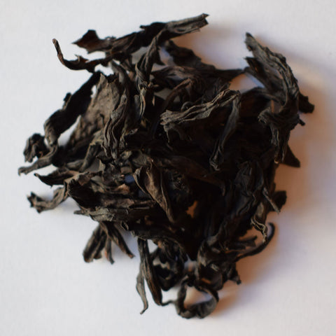 Mr Wus Roi Gui (Zheng Yan) Oolong Tea - Comins Tea