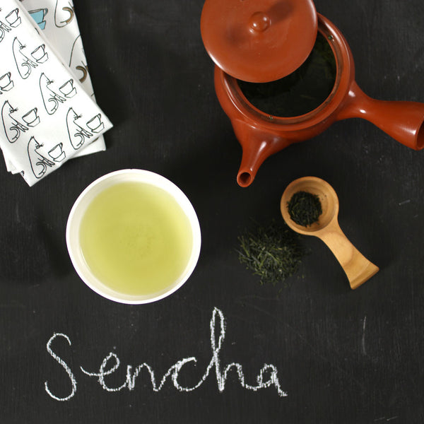 Sencha Superior - Comins Tea - 4