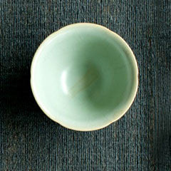 Taiwanese Gong Fu Sunflower Teacup (Porcelain) - Comins Tea - 1