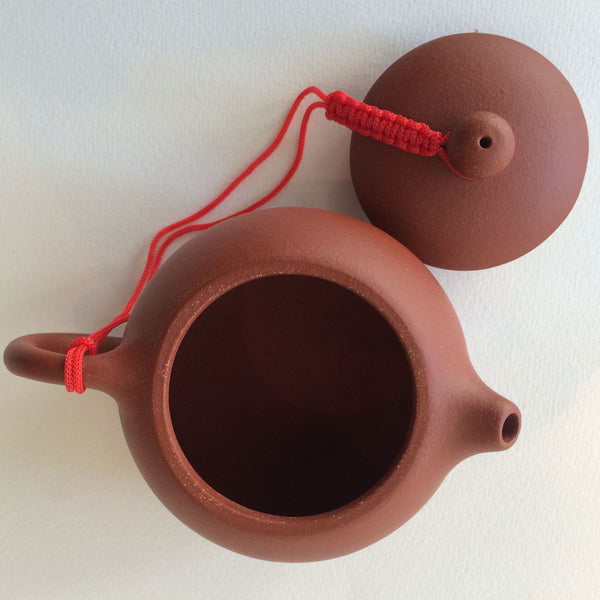 Small Yixing-style Teapot - Comins Tea - 2