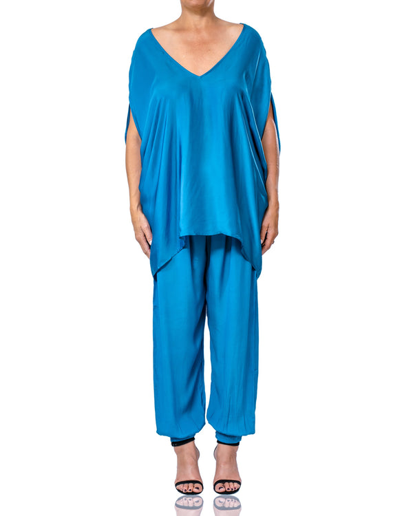 Janey Pant Teal