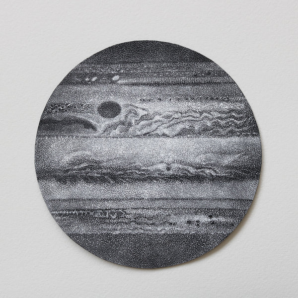 Jupiter - Original drawing