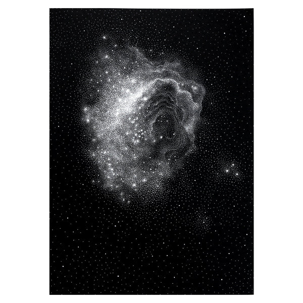 Nebula Nr. 2 - Original drawing