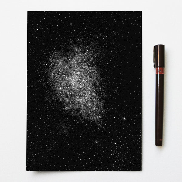 Nebula - Original drawing