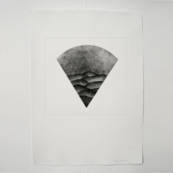 Photogravure print - Starry Night