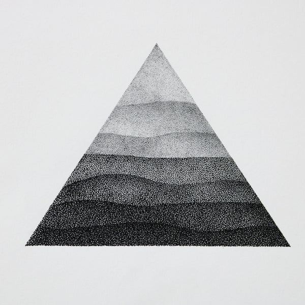 Triangle - Original drawing