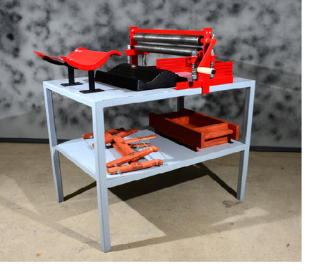 Manual Clay Tile Roller Press (Made to Order)