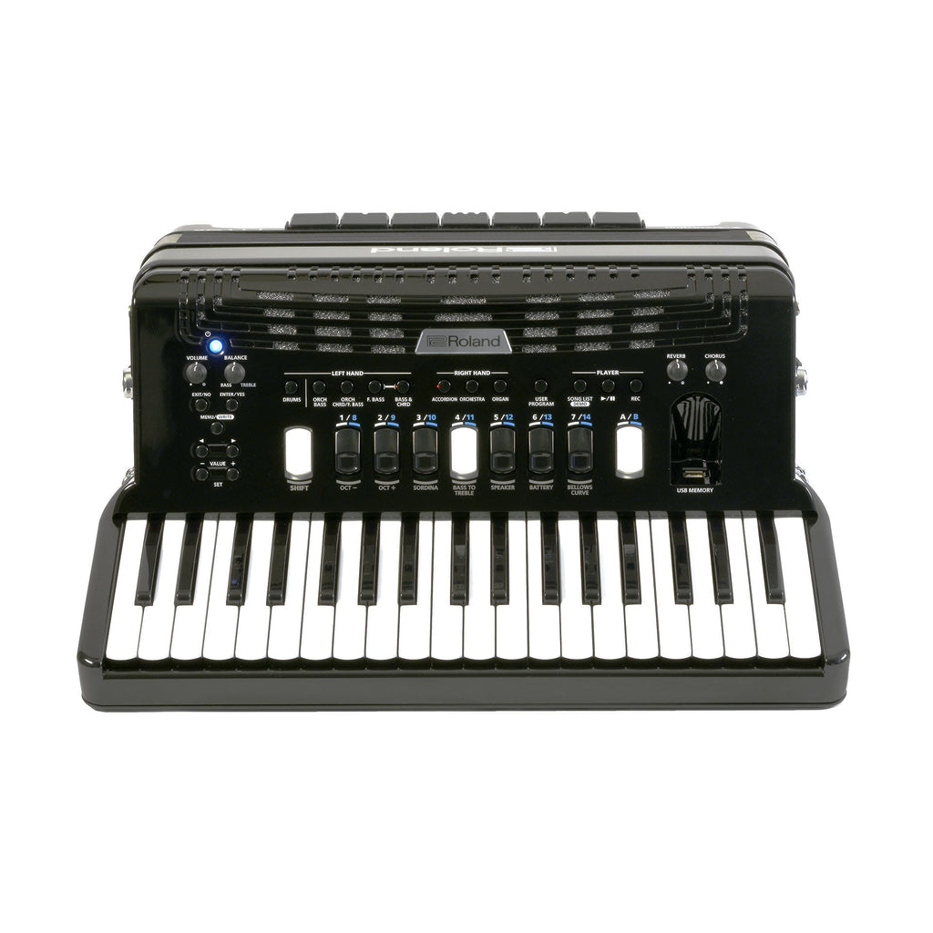 Roland FR4x V-Accordion (Keyboard Type) in Black