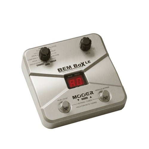 Mooer Bem Box LE Bass Multi-Effects Processor