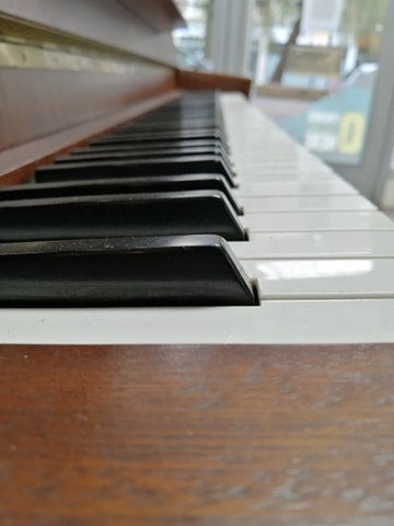 Pre-Owned Hupfeld Acoustic Piano