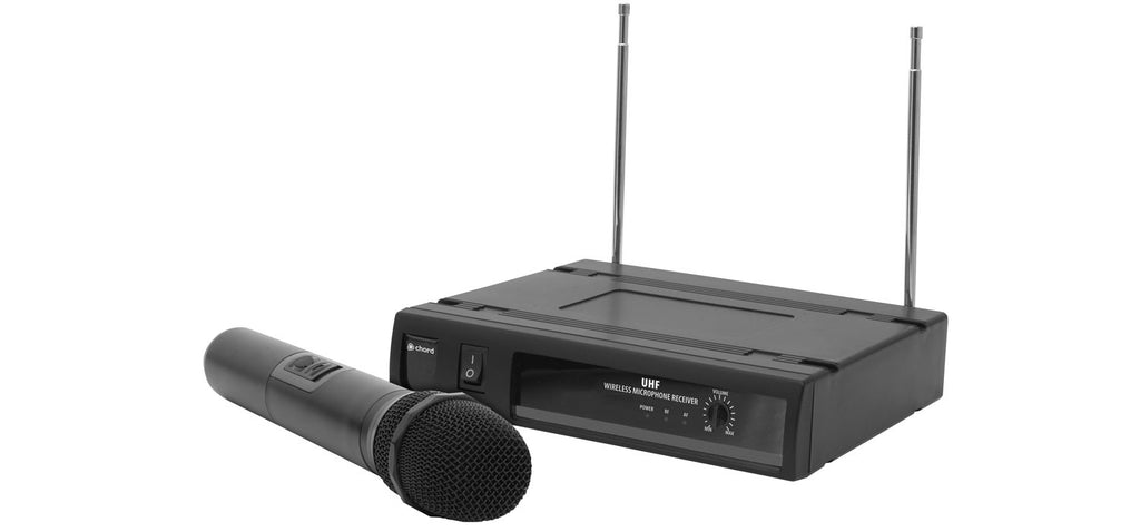 Chord UH1 Wireless Microphone System