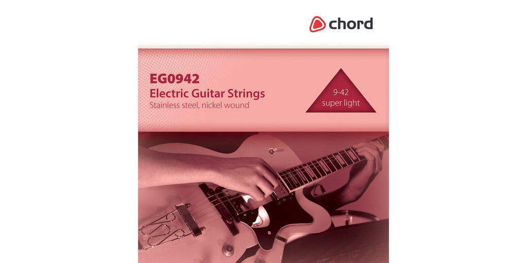Chord Electric Guitar Strings