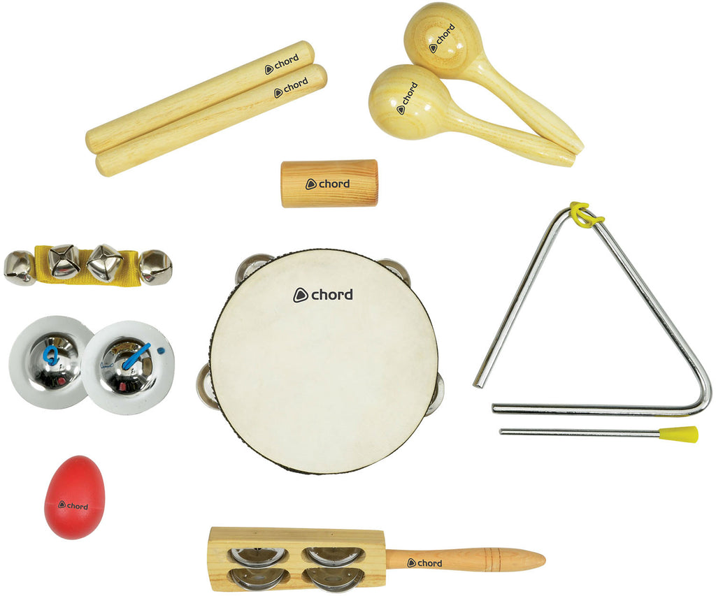 Chord Hand Percussion Set
