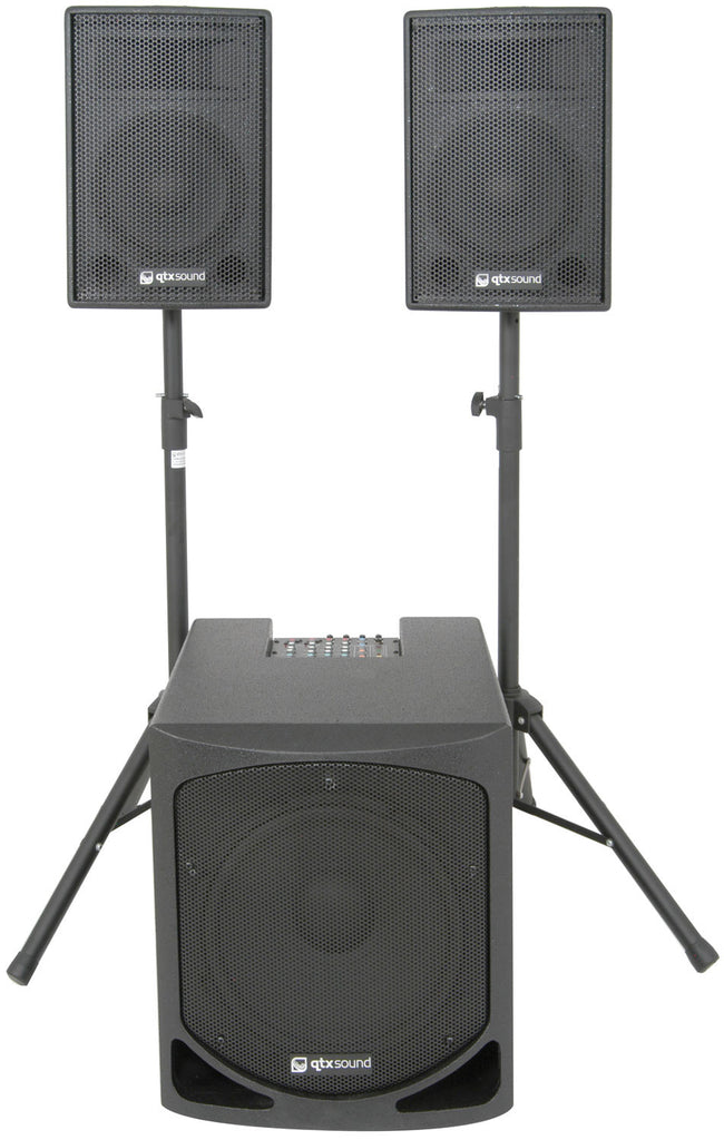 Pre Owned - QL SERIES ACTIVE 2.1 PA SYSTEM 1000w