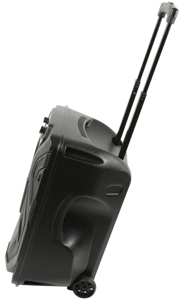 QTX Busker PA with Wireless Mics