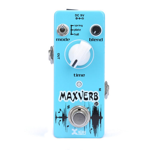 Xvive D1 Maxverb Pedal
