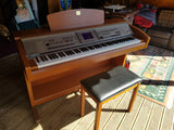 Pre-loved Yamaha CVP303 and stool