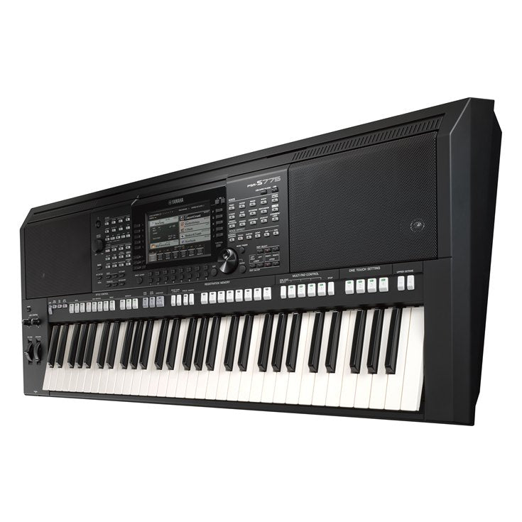 NEW - Yamaha PSR-S775 Arranger Workstation Keyboard