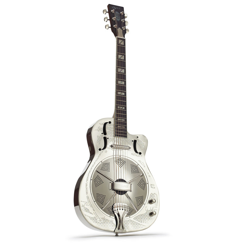 Ozark 3515BTEC Electro Resonator Guitar