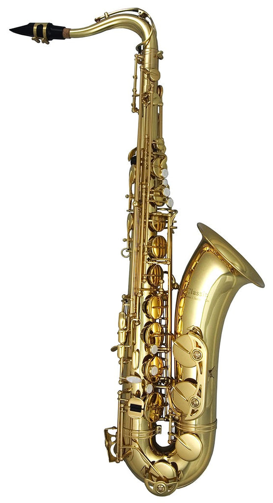 Trevor James Horn Classic II Tenor Saxophone Outfit