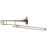 J. Michaels Tenor Trombone Outfit w/Red Brass Bell