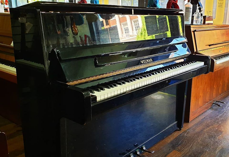 Pre-Owned Welmar A10 Acoustic Piano