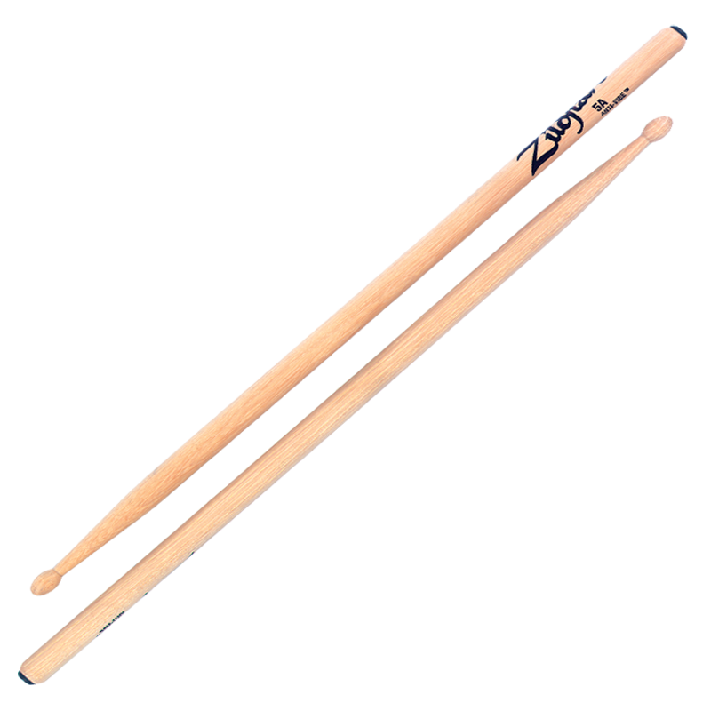5A WOOD ANTI-VIBE DRUMSTICKS 6 PAIR