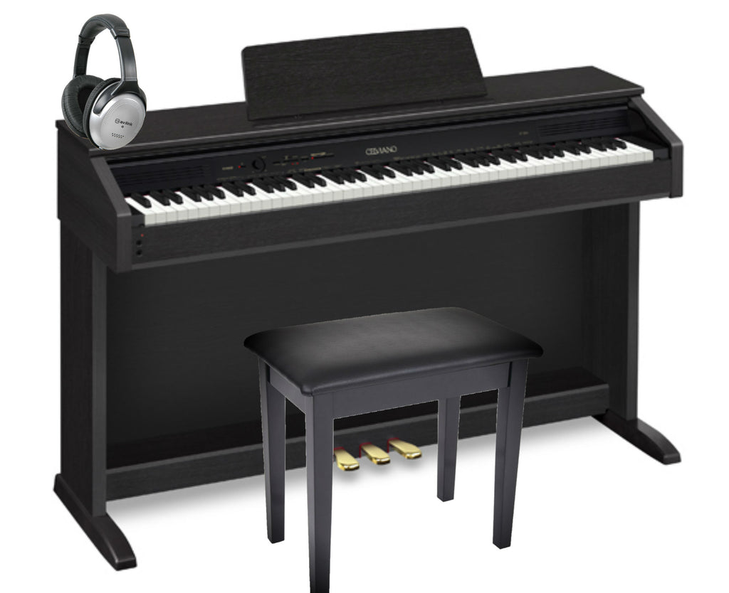 Casio AP260 Digital Piano Package