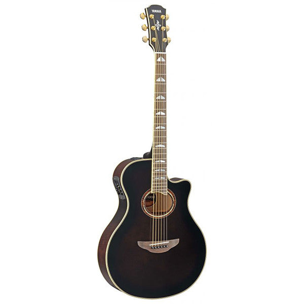 Yamaha APX1000 Electro-Acoustic Guitar in Black