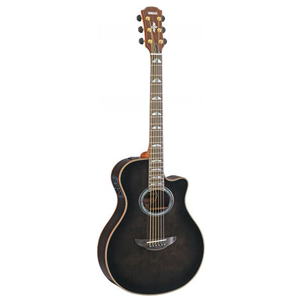 Yamaha APX1200ii Electro-Acoustic Guitar in Black