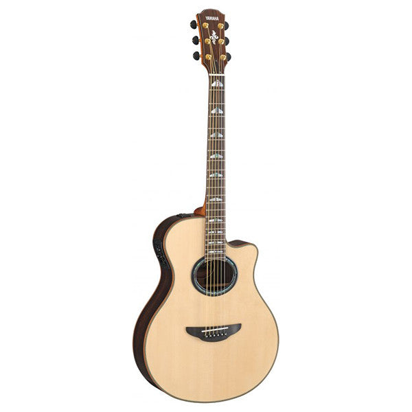 Yamaha APX1200ii Electro-Acoustic Guitar in Natural