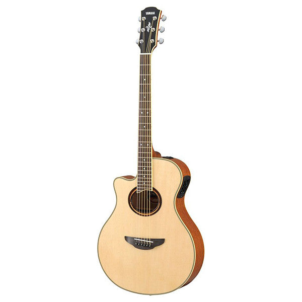 Yamaha APX700ii Left Handed Electro-Acoustic Guitar in Natural