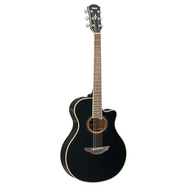 Yamaha APX700ii Electro-Acoustic Guitar in Black