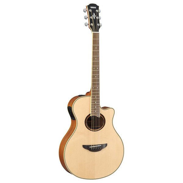 Yamaha APX700ii Electro-Acoustic Guitar in Natural