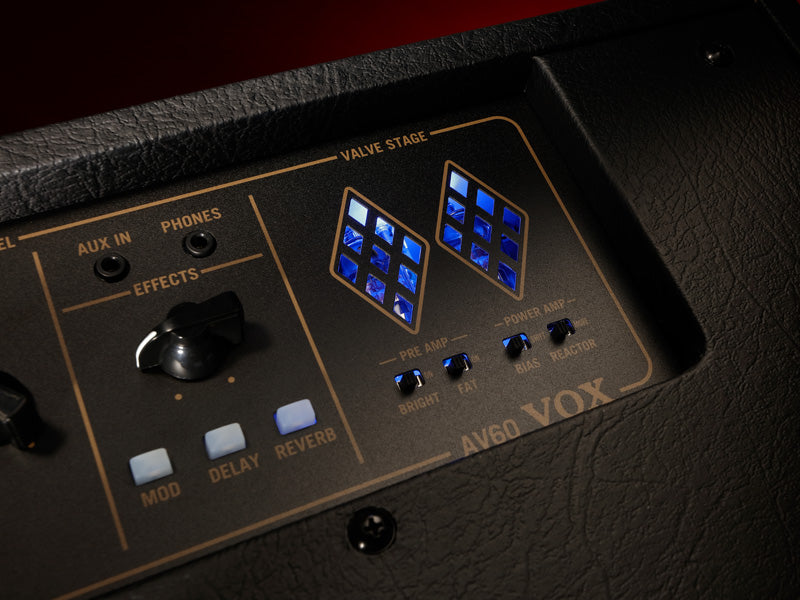 Vox AV60 Combo Guitar Amplifier
