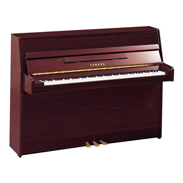 Yamaha B1 Upright Piano in Polished Mahogany