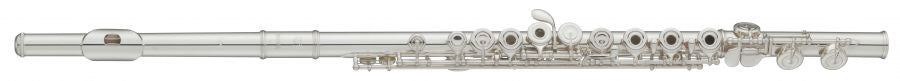 Yamaha YFL262 Flute Outfit with Ring Keys, Offset G