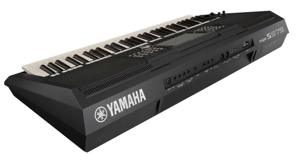 NEW - Yamaha PSR-S975 Arranger Workstation Keyboard
