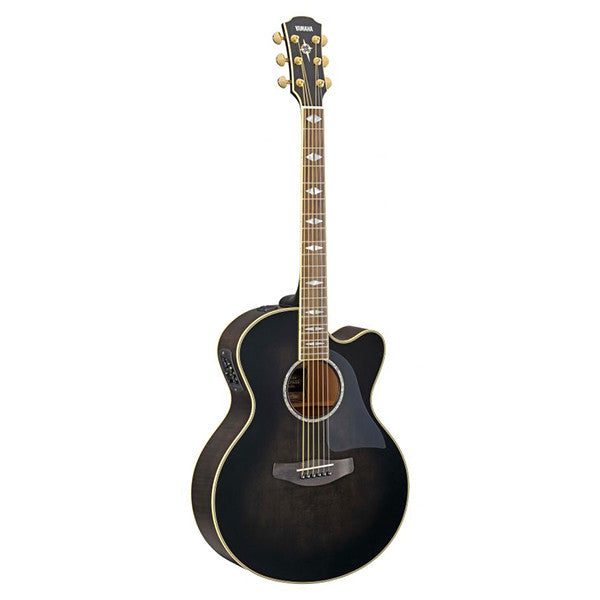 Yamaha CPX1000 Electro-Acoustic Guitar in Black