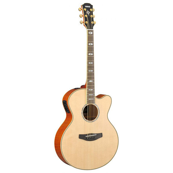 Yamaha CPX1000 Electro-Acoustic Guitar in Natural