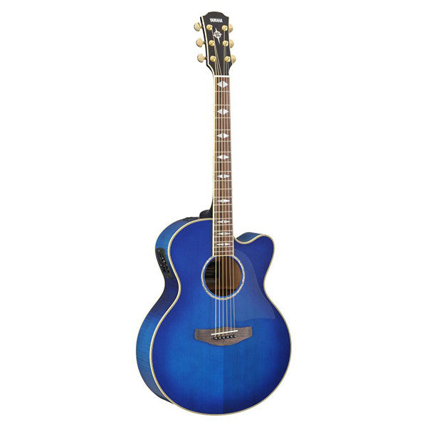 Yamaha CPX1000 Electro-Acoustic Guitar in Ultra Marine