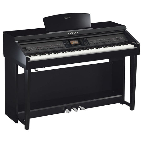 Yamaha CVP701 Digital Piano in Polished Ebony