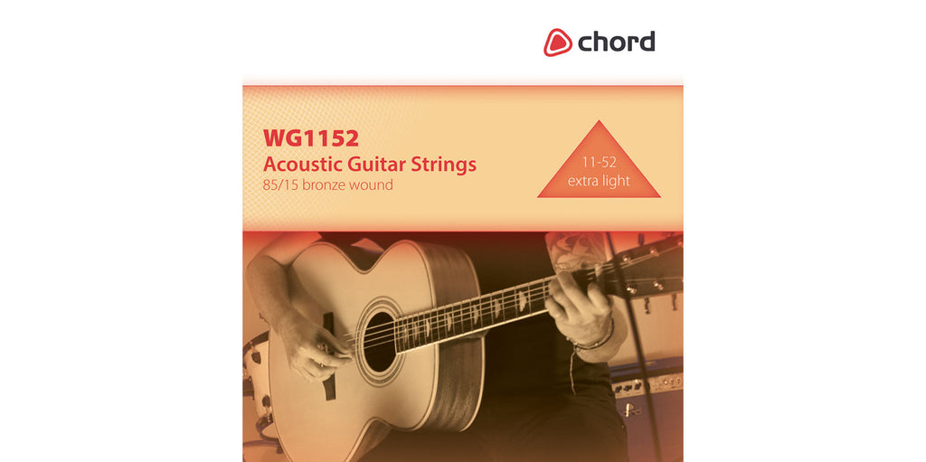 Chord Acoustic Guitar Strings