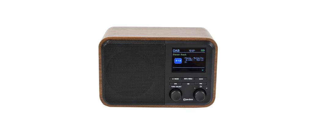 Av:Link Radio with Bluetooth